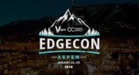 Edgecon Aspen 2018