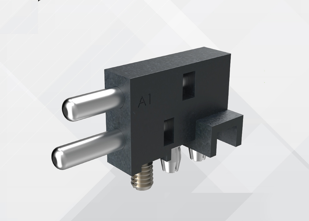 Amphenol CoolPower® 2X1 Pin Connector
