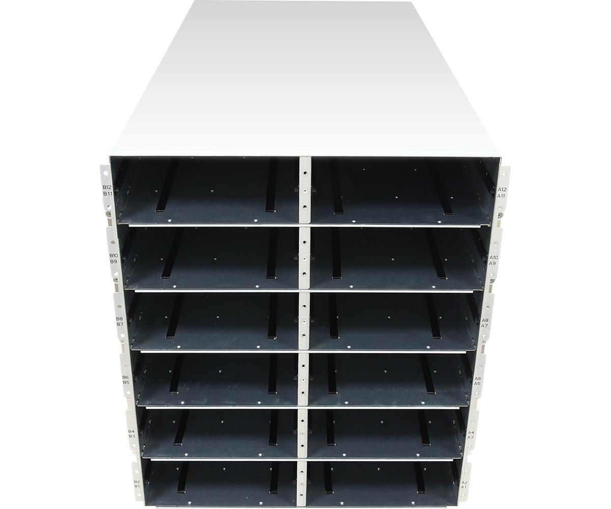 ASRock Rack 12 RU cage