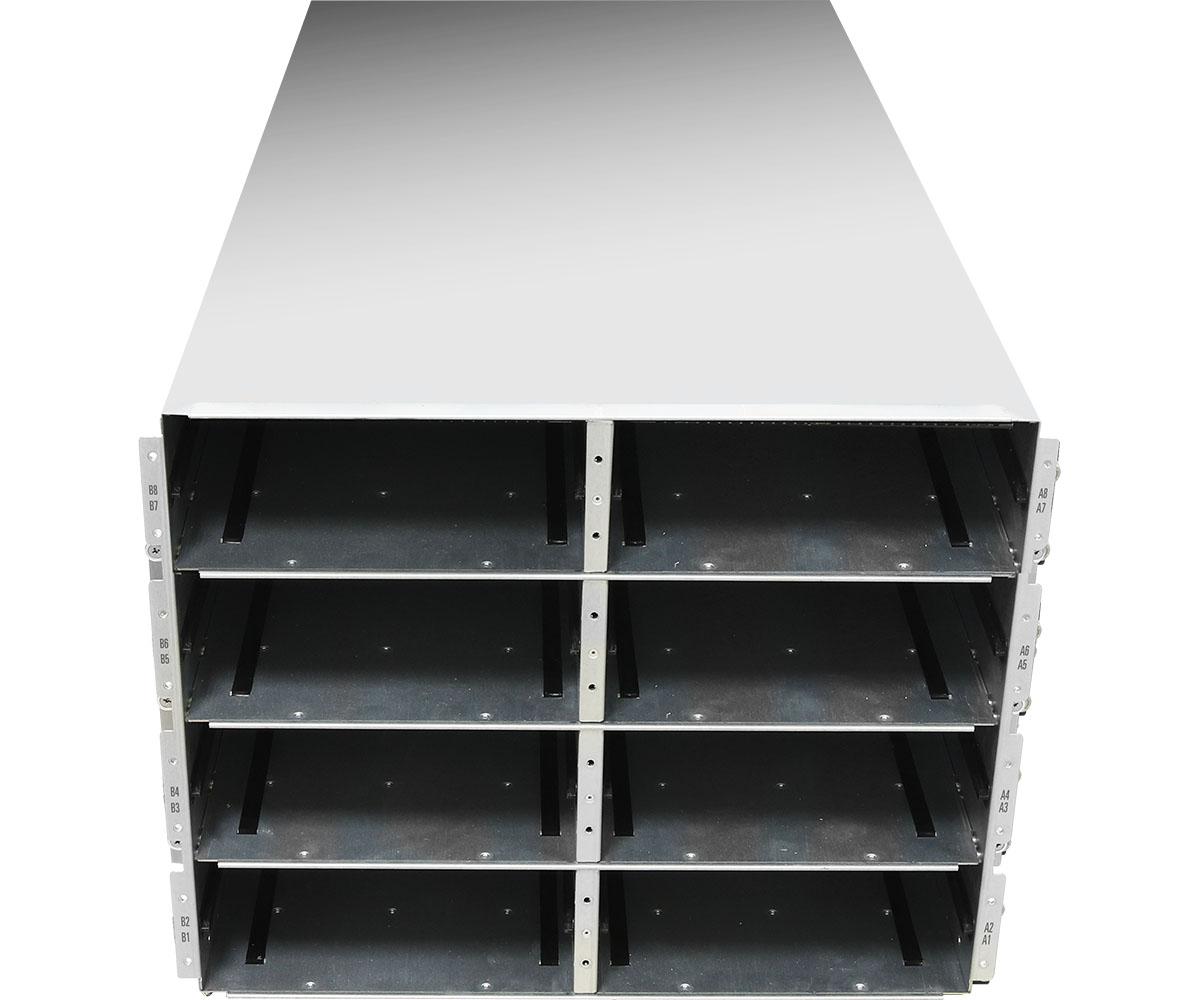 ASRock Rack 8 RU cage
